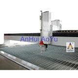 Five Axis eau Jet Machine de coupe