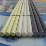 Barre della vetroresina FRP/Rohi ad alta resistenza, fibra di vetro Rod per uso largo