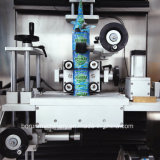 Machine à étiquettes de double de têtes chemise à grande vitesse de rétrécissement