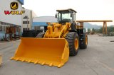 End 정면 Heavy Loaders Zl50 5ton Wheel Loader Have 세륨 Certificate