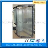 Vidro temperado geado, matizado ou desobstruído da tela de chuveiro de 8mm
