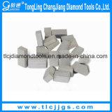 Segment de morceau de foret de faisceau de diamant de béton armé