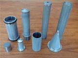 ステンレス鋼の金網のフィルター素子