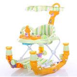 Caminhante do bebê do certificado 1888 \ Ce \ 3c do En, carros de balanço do brinquedo do bebê ao mercado de Europa