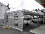 De Tent van de Pagode van de Tuin van de Assemblage van het aluminium voor de Partij van de Familie