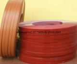 bordure foncée de 0.5mm -3mm, bord Lipping, bordure de PVC de carton