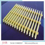 L'industrie électrique utilise des profils de pultrusion en fibre de verre / Profils de canaux / tubes / tracteurs de câbles