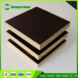 Film Faced Plywood Price, Popar Core, WBP Glue, Brown and Black, 9 - 21mm