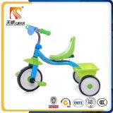 Pedal Power China Tricycle Tricycle en métal pour bébé avec certificat
