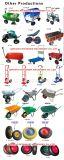 Металл оборудует курган колеса для рынка USA&Euromean