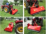 Traktor-Zubehör-Bauernhof-Rasen-Scherblock-Traktor-Dreschflegel-Mäher mit Schaufeln