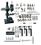 Инструменты агрегата и разборки насоса масла коллектора системы впрыска топлива Bosch