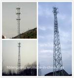 стальная башня решетки связи пробки 3-Legged