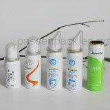 botellas de aluminio del aerosol 50ml para el aerosol nasal médico (PPC-AAC-102)