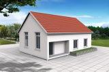 Costruzione prefabbricata d'acciaio/costruzioni prefabbricate usate come case private dell'adattamento
