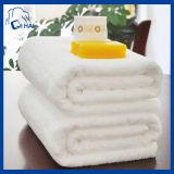 100%年の綿800gの厚く白い浴室タオル(QHB0995b)