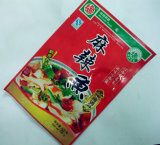 Alimento Plastic Packaging Bag per Spicy Fish Seasoning