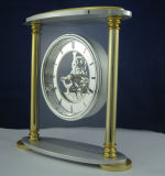 هيكليّة مصطلى ساعة, أثر قديم هيكل ساعة
