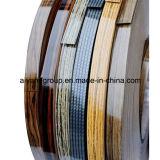 Bordure foncée de PVC pour le bord de décoration/Tableau avec ISO9001