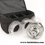 3 Spare Plastic Spool를 가진 도매 Cassette Fly Reel Combo