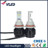 El más reciente de Replacment 2016 Perfecto para 9007 del CREE alto lumen 6400lm linterna del LED