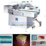 Celofane automático que envolve a máquina do Overwrapping para o perfume, cigarro, chá, caixa médica, cosmética