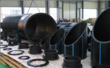 Water Supply를 위한 대직경 HDPE Pipe Fitting