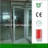 La cara de aluminio esmaltada doble colgó la puerta y la puerta Pnoccd0036 del marco