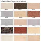 Azulejo de suelo de cerámica del azulejo de la porcelana/azulejo de suelo de madera de la mirada