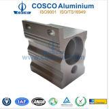 Cilindro pneumático do alumínio de Cosco/o de alumínio com fazer à máquina do CNC