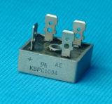 0.8A, диод MB10s выпрямителя по мостиковой схеме 1000V