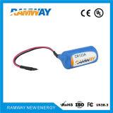 Batería de litio reciclable para el detector de la avería (CR123A)