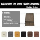Planche composée extérieure de paquet d'Eco WPC