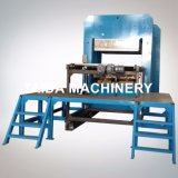 Produits de compression en caoutchouc Plate Hydraulic Curing Vulcanizer Vulcanizing Press Machine