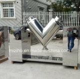 V tipo máquina seca del mezclador del polvo