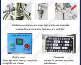 Destilador portable profesional del agua del hogar del acero inoxidable