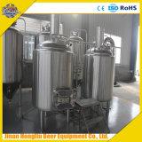 equipamento da cervejaria do equipamento da fabricação de cerveja de cerveja da cervejaria das embarcações 15bbl dois/equipamento da cervejaria