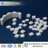 耐久力のあるアルミナ陶磁器の半分シリンダー棒の製造者および製造業者