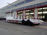 60 Tonnen-niedriger Bett-halb Schlussteil mit Behälter-Torsion 0