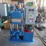Prensa de vulcanización de goma del laboratorio Xlb350X350 para la prueba de goma