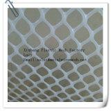 플라스틱 편평한 순수한 플라스틱 철망사 닭 메시 ISO9001