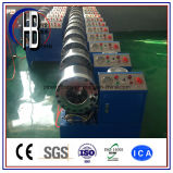 Hot Sale 1 / 4-3 polegadas máquina de engate de mangueira hidráulica