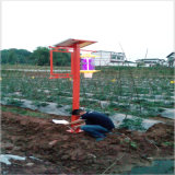 Solar Integrated Pest Repeller Lamp con Built in Lithium Battery