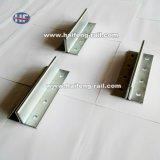 Eclisa del carril de la buena calidad para el carril de guía del elevador del pasajero