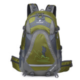 50L en gros imperméabilisent le sac pliable en nylon de sac à dos de sport de course