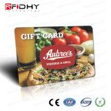 Conseguir a muestras libres RFID la tarjeta elegante del miembro
