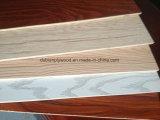 A melamina elevada do lustro do núcleo do Poplar enfrentou a madeira compensada
