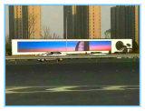 P16 напольный экран дисплея полного цвета СИД для рекламировать
