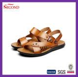 Кожаный сандалия для человека