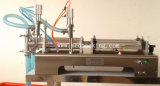 10-300ml Double Head LiquidかSoftdrink Automatic Filling Machine Pneumatic Filling Machine